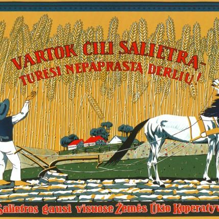 Afiche Lituania