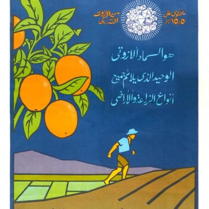 Afiche Palestina